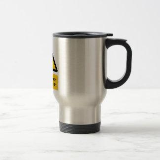 Danger of Death Mug