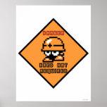 Danger Poster