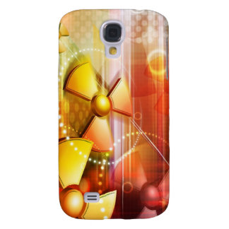Danger Radioactive Disaster Samsung Galaxy S4 Cover