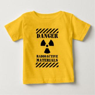 Danger Radioactive Materials Funny Halloween Tees