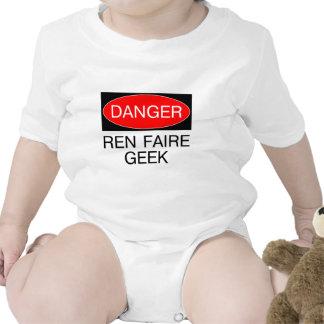 Danger - Ren Faire Geek Renaissance Faire T-Shirt
