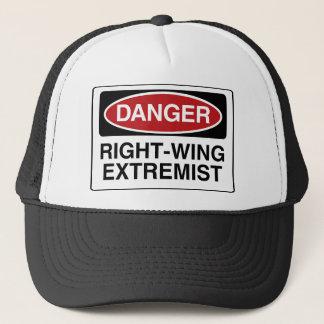 DANGER: Right-Wing Extremist Trucker Hat