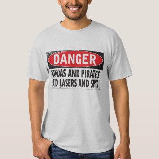 DANGER! SHIRTS