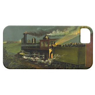 Danger Signal 1884 iPhone 5 Cover
