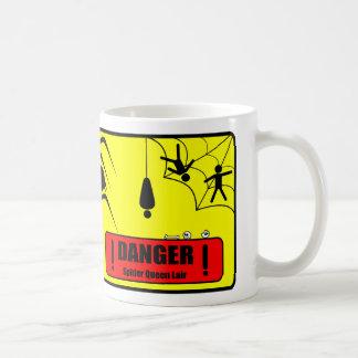 Danger: Spider Queen Mug