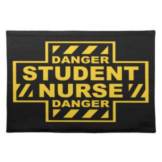 Danger Student Nurse Place Mats