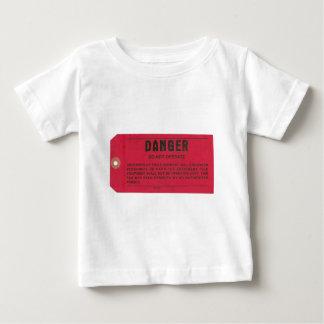 Danger Tag Baby T-Shirt