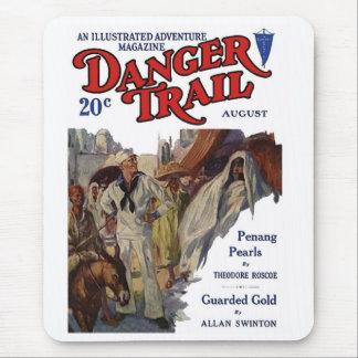 Danger Trail! Mouse Pad