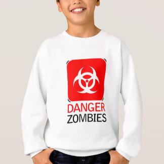 Danger Zombies Sweatshirt