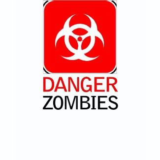 Danger Zombies shirt