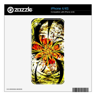 Danger Zone Decals For The iPhone 4S