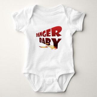 DangerBaby Baby Bodysuit