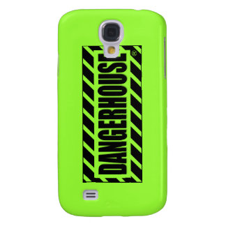 Dangerhouse Records iPhone 3G/3GS Case v.2 Samsung Galaxy S4 Cover