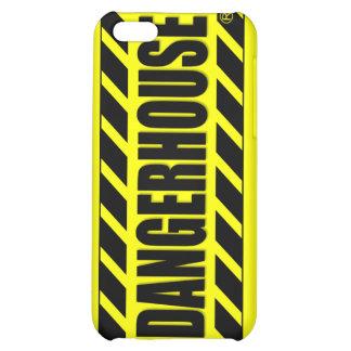 Dangerhouse Records iPhone 4 Case v.2