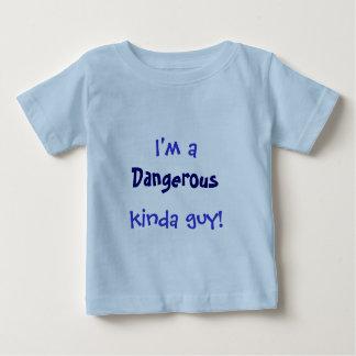 Dangerous Baby Baby T-Shirt