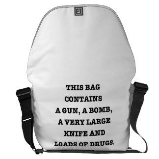 Dangerous Bag Messenger Bag