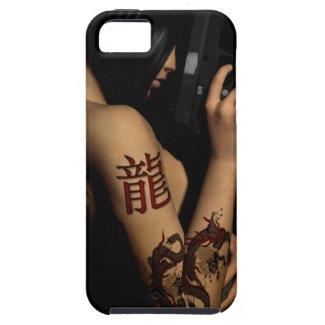 Dangerous Beauty iPhone 5 Case-Mate Tough