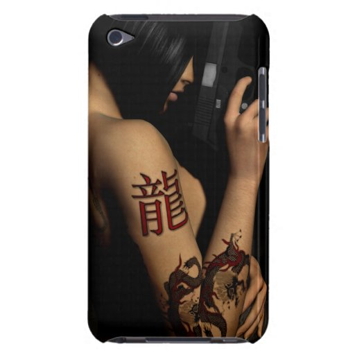 Dangerous Beauty IPod Touch Case-Mate Barely There