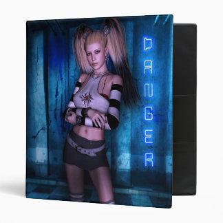 Dangerous Curves Gothic Girls™ Fantasy Pinup Binder