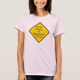 Dangerous Curves T-Shirt