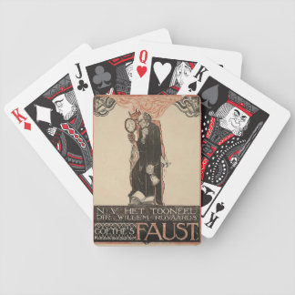 Dangerous Dealings Bicycle Playing Cards