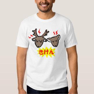 dangerous deer tee shirt