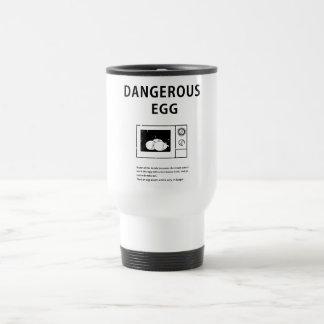 Dangerous Egg Coffee Mugs