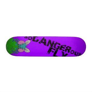 dangerous fly skateboard deck