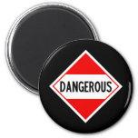 dangerous fridge magnets