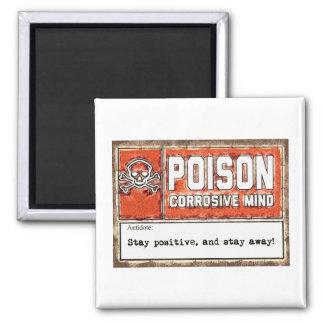 Dangerous mind magnet