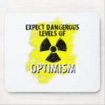 dangerous Optimism Mousepad