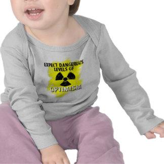 dangerous Optimism Tee Shirt