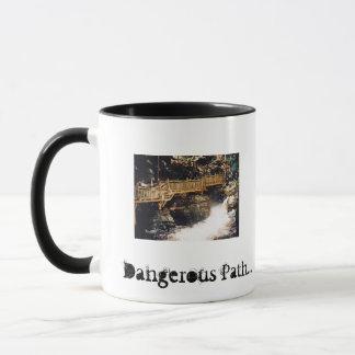 Dangerous Path Mug