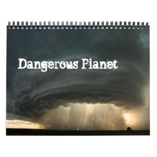 Dangerous Planet Calendar