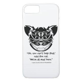 Dangerous Smile (The Cheshire Cat) iPhone 8/7 Case