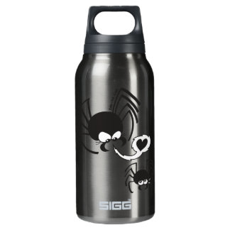 Dangerous Spider Love Insulated Water Bottle
