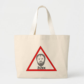 dangerous thoughts large tote bag