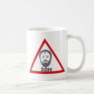 dangerous thoughts classic white coffee mug