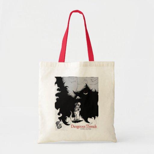 Dangerous Threads - Tote Canvas Bag