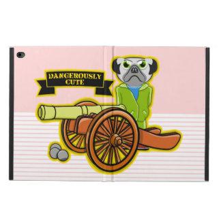 Dangerously Cute Pug Dog Powis iPad Air 2 Case