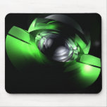 Dangerously Green Mousepad