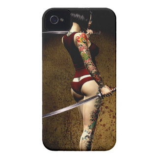 Dangerously Sharp iPhone 4/4S Case Barely There