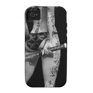 Dangerously Sharp iPhone 4 CaseTough Case-Mate iPhone 4 Cases