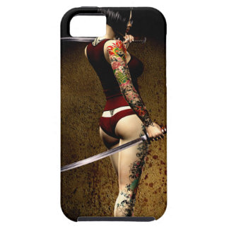 Dangerously Sharp iPhone 5 CaseTough iPhone SE/5/5s Case