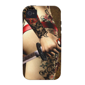 Dangerously Sharp Revisit iPhone 4 Case-Mate Tough iPhone 4/4S Case