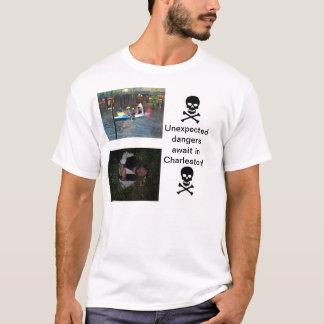 Dangers on Charleston T-Shirt