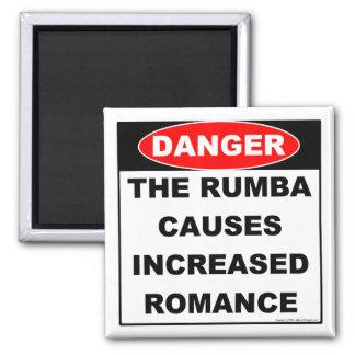 Dangers Rumba Magnet