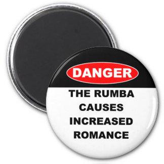 Dangers Rumba Magnets