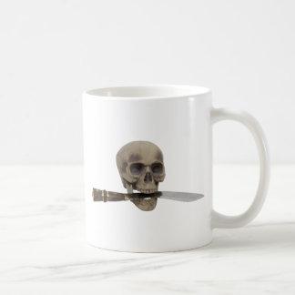 DangerSkull082309 Coffee Mug