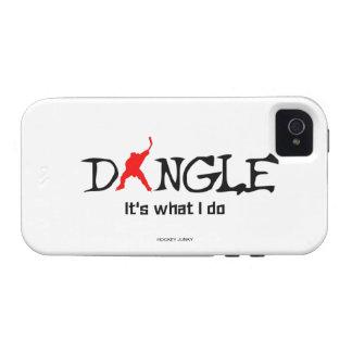 DANGLE Case-Mate iPhone 4 CASE